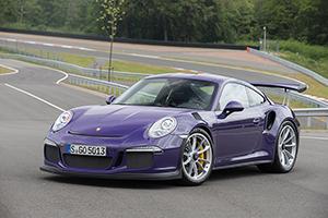 Foto Delantera Porsche 911 Gt3 Rs Porsche 911-gt3-rs Cupe 2015