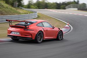Foto Exteriores Porsche 911 Gt3 Rs (2) Porsche 911-gt3-rs Cupe 2015
