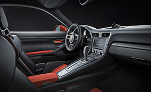 Foto Interior Porsche 911 Gt3 Rs (3) Porsche 911-gt3-rs Cupe 2015