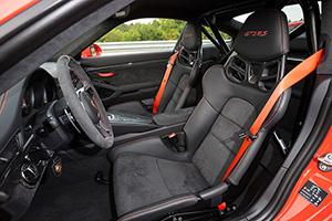 Foto Interior Porsche 911 Gt3 Rs Porsche 911-gt3-rs Cupe 2015