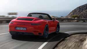 Foto porsche 911-GTS 2017