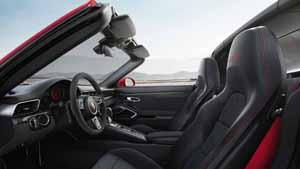Foto Interiores (1) Porsche 911-gts Cupe 2017