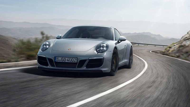 Foto Exteriores Porsche 911 Gts Cupe 2017