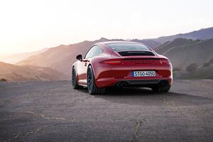Foto Exteriores (2) Porsche 911-carrera-gts Cupe 2014