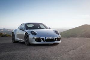 Foto Perfil Porsche 911-carrera-gts Cupe 2014