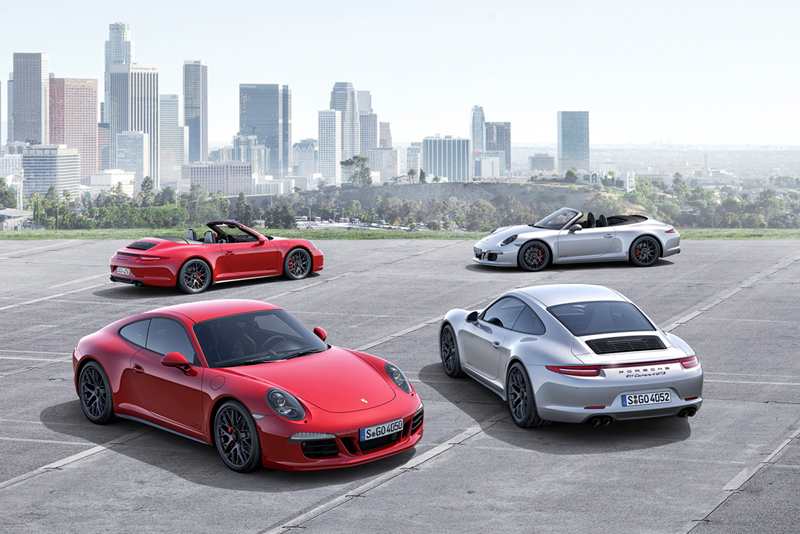 Foto Exteriores Porsche 911 Carrera Gts Cupe 2014