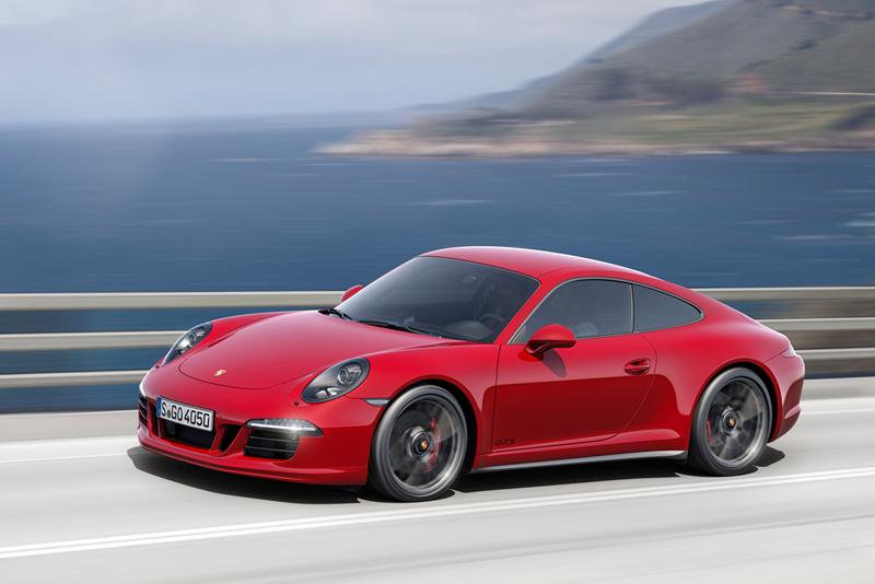 Foto Lateral Porsche 911 Carrera Gts Cupe 2014