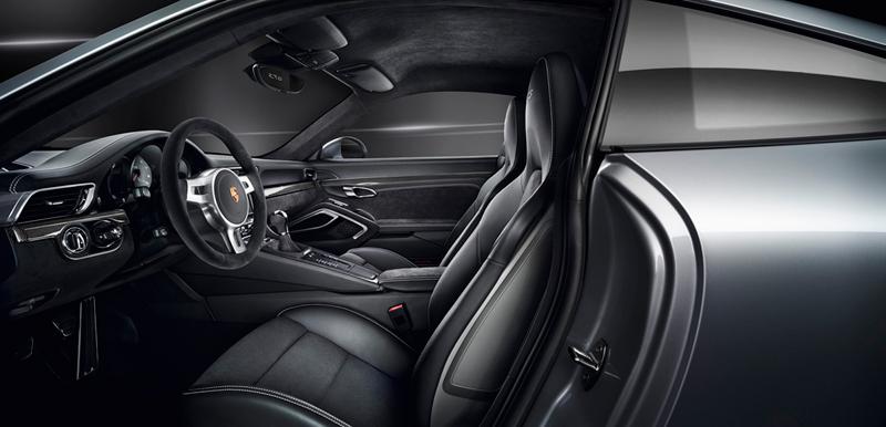 Foto Salpicadero Porsche 911 Carrera Gts Cupe 2014
