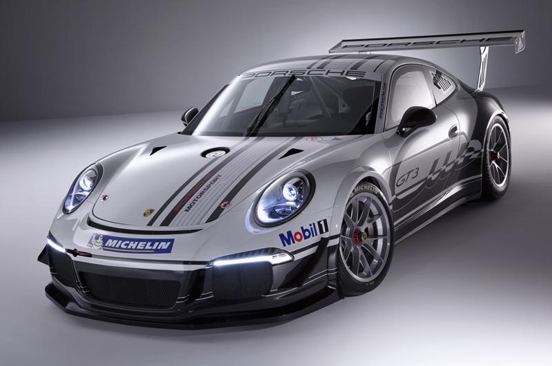 Foto Delantera Porsche 911 Gt3 Cup Cupe 2012
