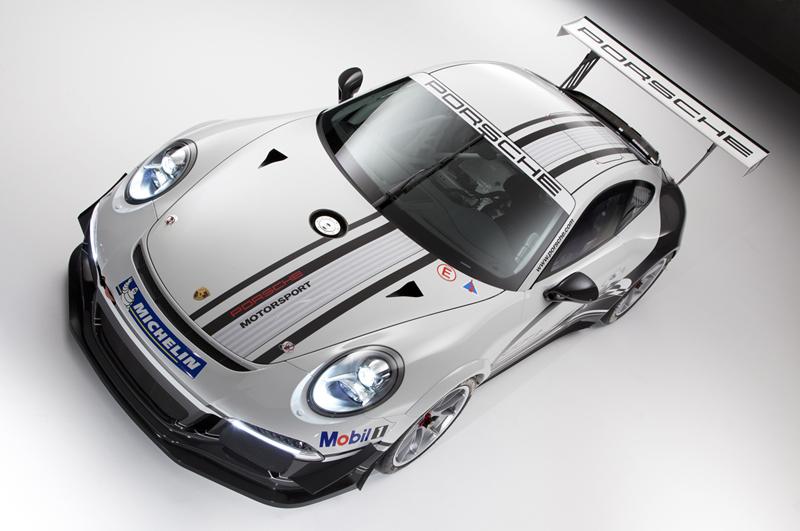 Foto Exteriores Porsche 911 Gt3 Cup Cupe 2012