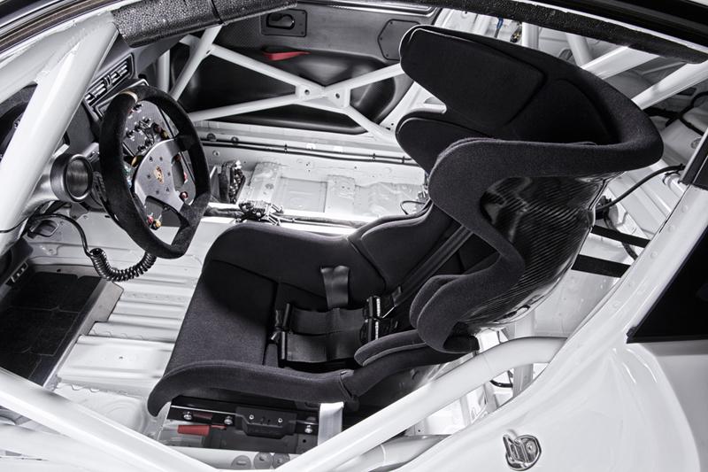 Foto Interiores Porsche 911 Gt3 Cup Cupe 2012