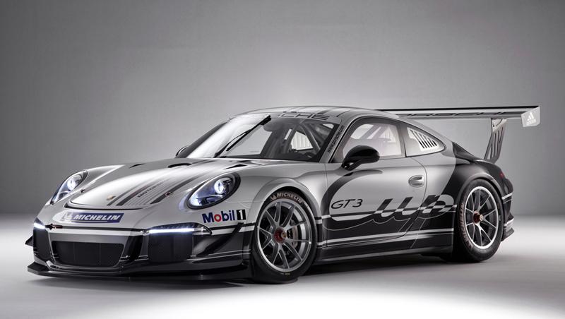 Foto Perfil Porsche 911 Gt3 Cup Cupe 2012