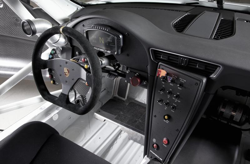 Foto Salpicadero Porsche 911 Gt3 Cup Cupe 2012
