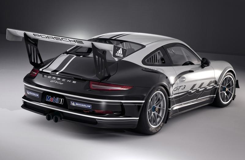 Foto Trasera Porsche 911 Gt3 Cup Cupe 2012