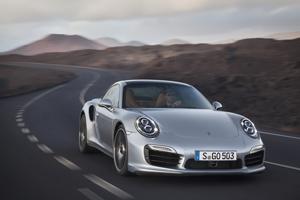 Foto Delantera Porsche 911-turbo Cupe 2013