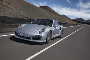 Foto Exteriores (2) Porsche 911-turbo Cupe 2013