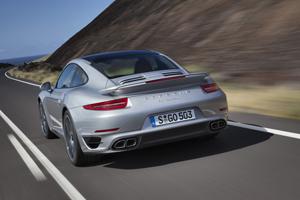 Foto Exteriores (3) Porsche 911-turbo Cupe 2013