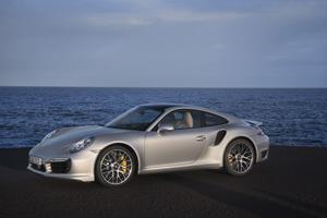 Foto Lateral Porsche 911-turbo Cupe 2013