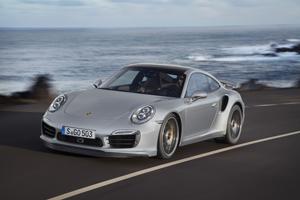 Foto Perfil Porsche 911-turbo Cupe 2013