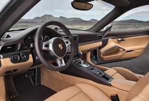 Foto Salpicadero Porsche 911-turbo Cupe 2013