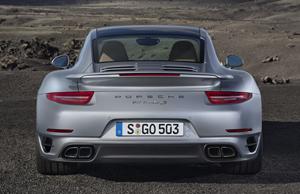 Foto Trasera Porsche 911-turbo Cupe 2013