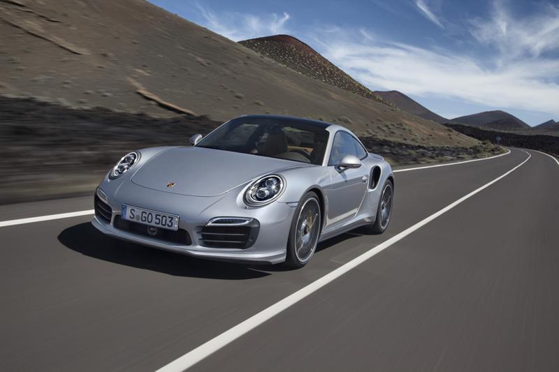 Porsche 911 turbo y Turbo S