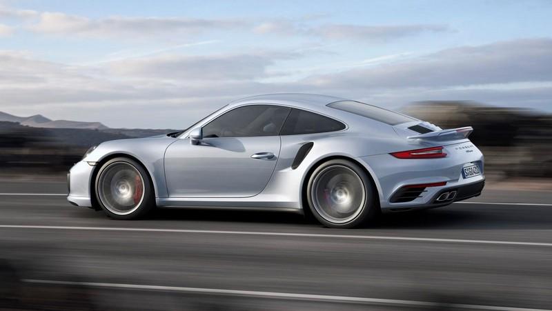911 turbo 2016