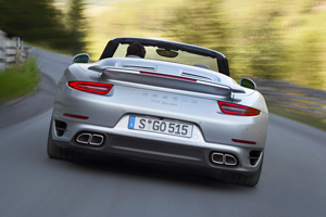 Foto porsche 911-turbo 2013