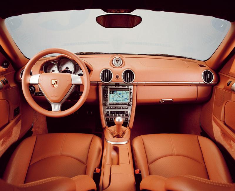 Foto Salpicadero Porsche Boxster Descapotable 2007