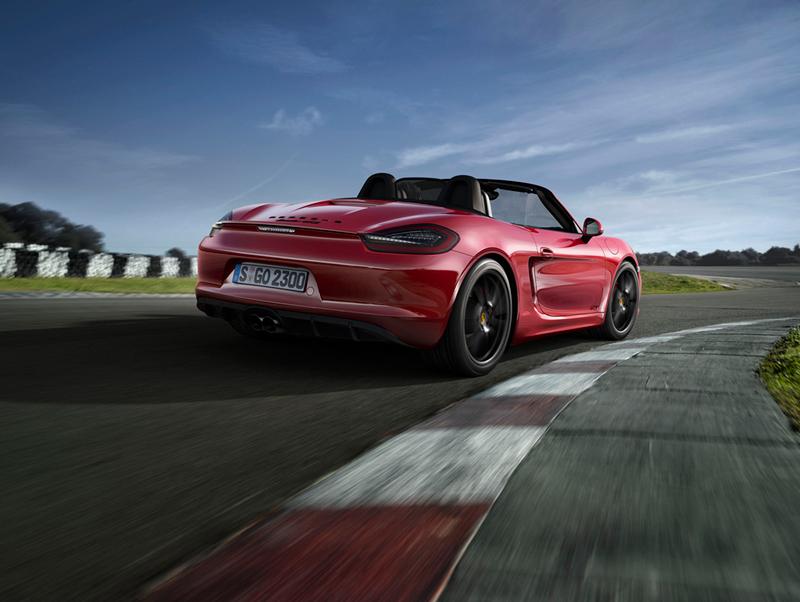 Foto Exteriores Porsche Boxster Gts Descapotable 2014