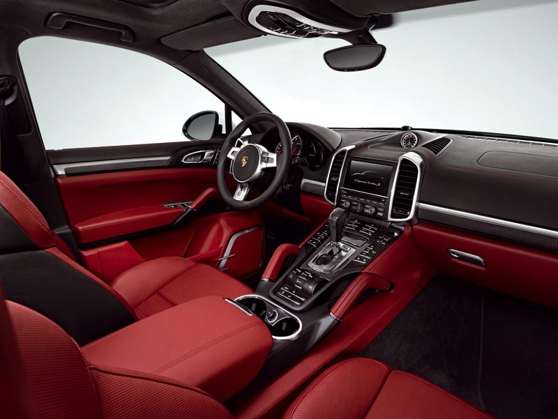 Nuevo Porsche Cayenne Turbo S 2012