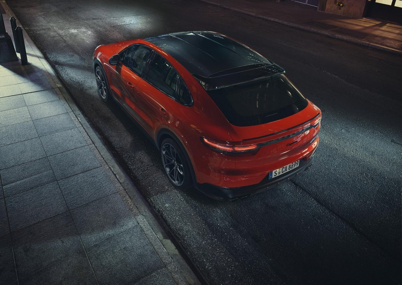 Foto Exteriores Porsche Cayenne Coupe Suv Todocamino 2019