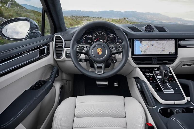 Foto Interiores Porsche Cayenne-coupe Suv Todocamino 2019