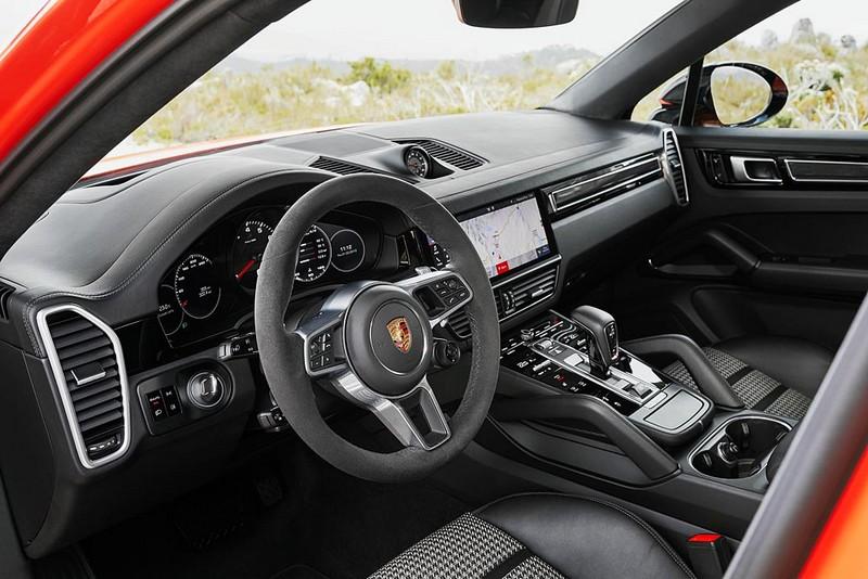 Foto Salpicadero Porsche Cayenne Coupe Suv Todocamino 2019