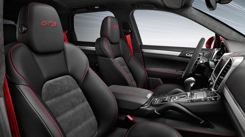 Foto Interior Porsche Cayenne Gts Suv Todocamino 2015