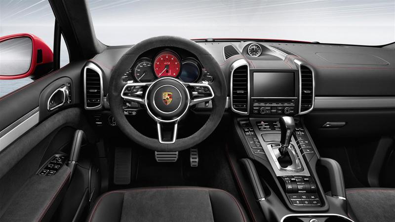 Foto Salpicadero Porsche Cayenne Gts Suv Todocamino 2015