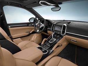 Foto Salpicadero Porsche Cayenne-platinum-edition Suv Todocamino 2013