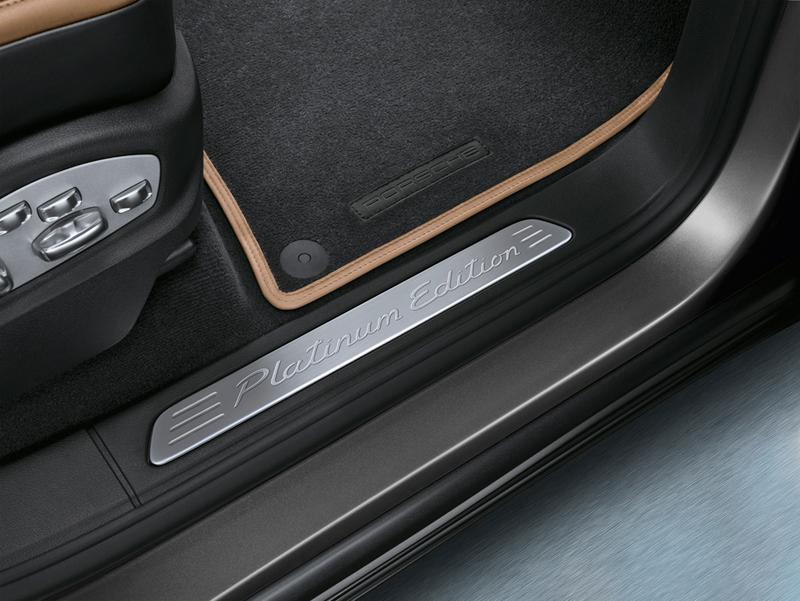 Foto Detalles Porsche Cayenne-platinum-edition Suv Todocamino 2013