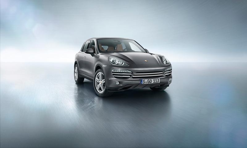 Porsche Cayenne Platinum Edition 2013