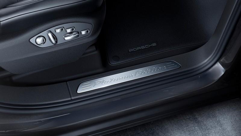 Foto Detalles Porsche Cayenne Platinum Edition Suv Todocamino 2016