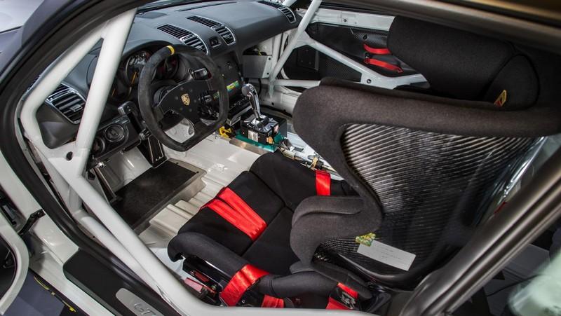 Foto Salpicadero Porsche Cayman Gt4 Clubsports Coupe 2016