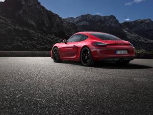 Foto Exteriores Porsche Cayman-gts Cupe 2014