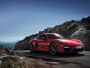Foto Perfil Porsche Cayman-gts Cupe 2014
