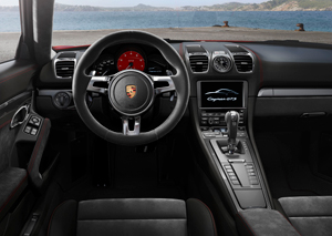 Foto Salpicadero Porsche Cayman-gts Cupe 2014