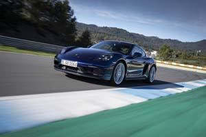Foto Exteriores (41) Porsche Cayman-gts Cupe 2020