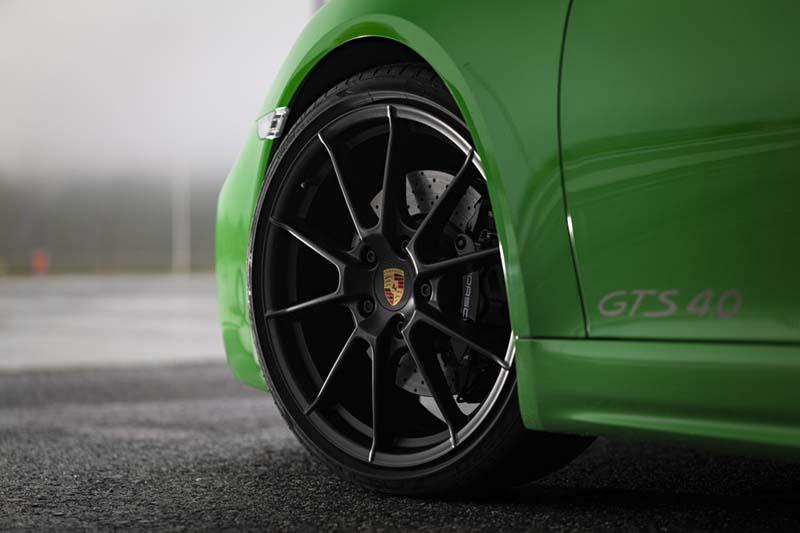 Foto Detalles Porsche Cayman Gts Cupe 2020