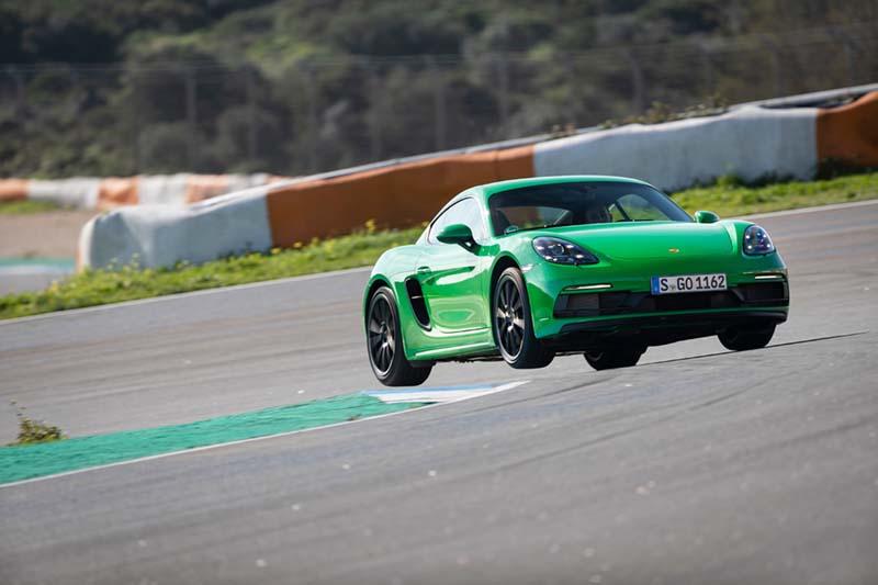 Foto Exteriores Porsche Cayman Gts Cupe 2020