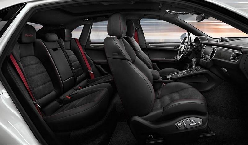 Foto Interiores Porsche Macan Suv Todocamino 2016