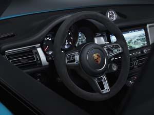 Foto Interiores (1) Porsche Macan Suv Todocamino 2018