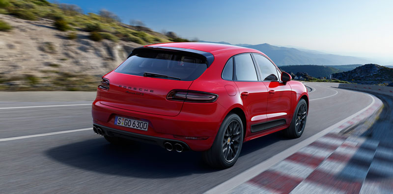 Foto Exteriores Porsche Macan Gts Suv Todocamino 2015